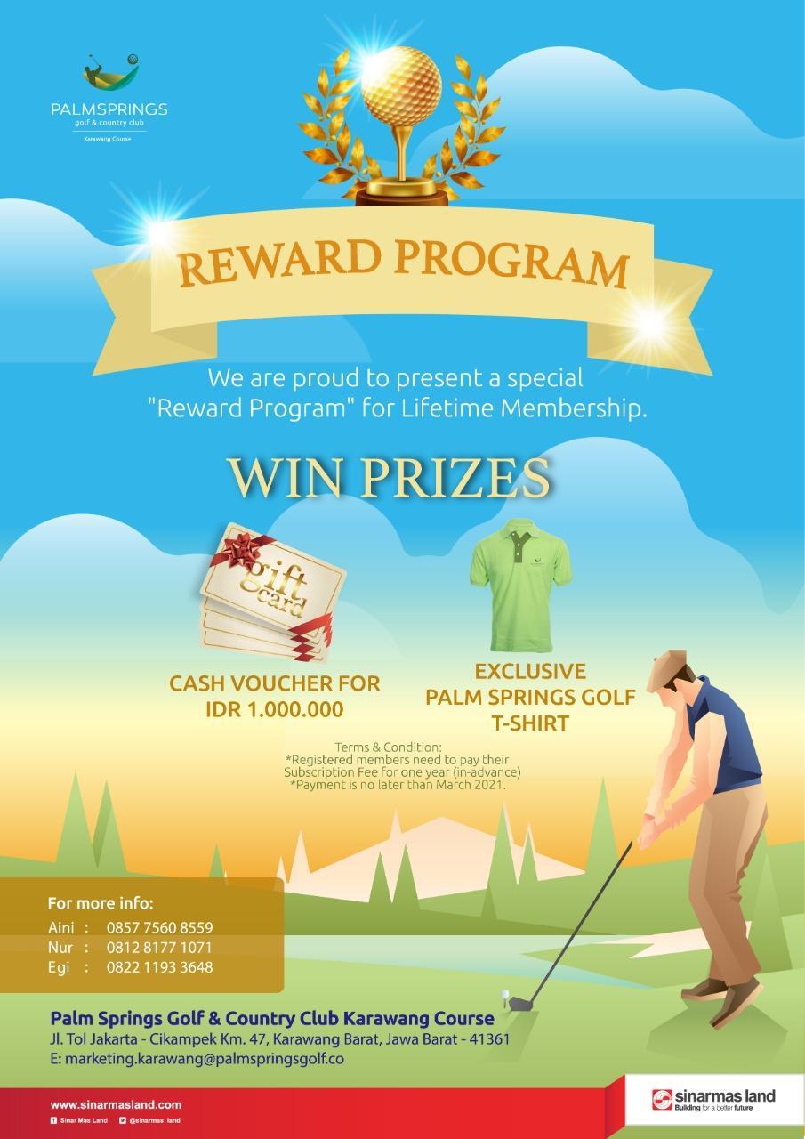 Reward Prorgam
